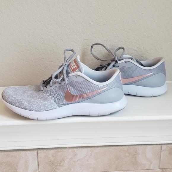 Nike Shoes | Euc Nike Flex Contact Rose